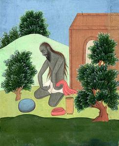 hatha yoga assanas gravure